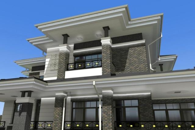 Индивидуальный жилой дом д. Коляново