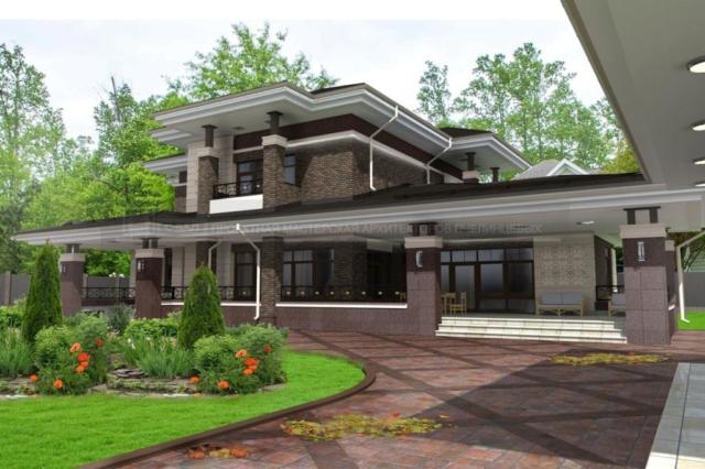 Индивидуальный жилой дом д. Коляново (рис 1)