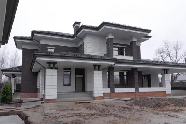 Индивидуальный жилой дом д. Коляново (рис 5)
