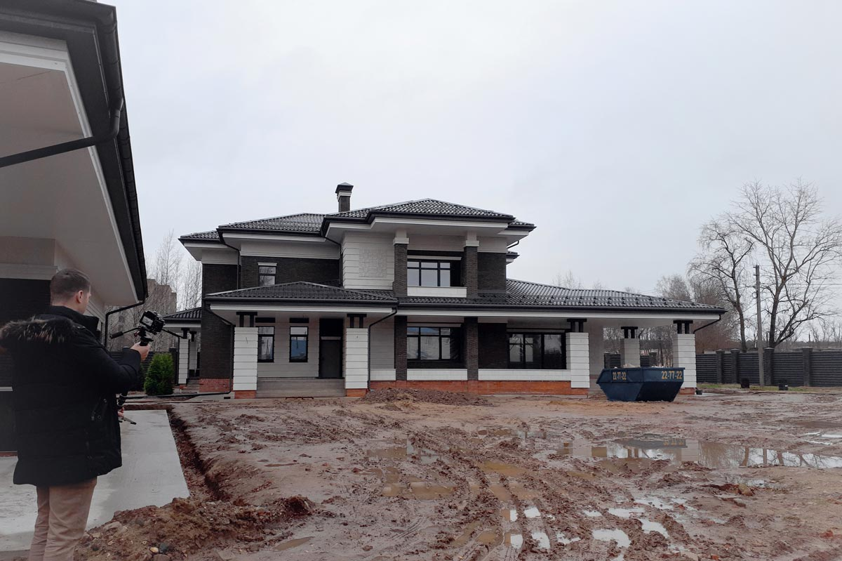 Индивидуальный жилой дом д. Коляново (рис 6)