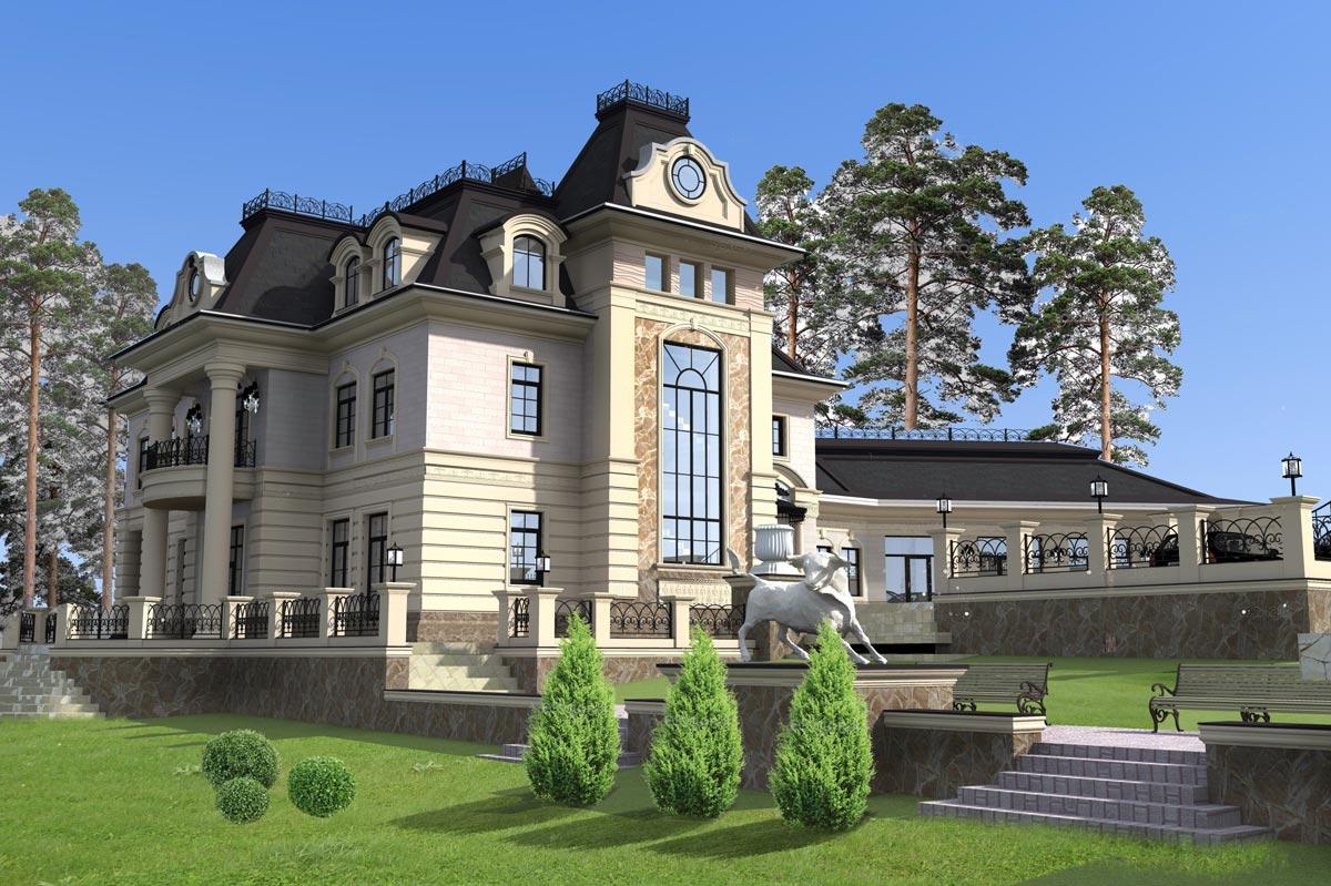 Фамильное имение г. Иваново (рис 1)