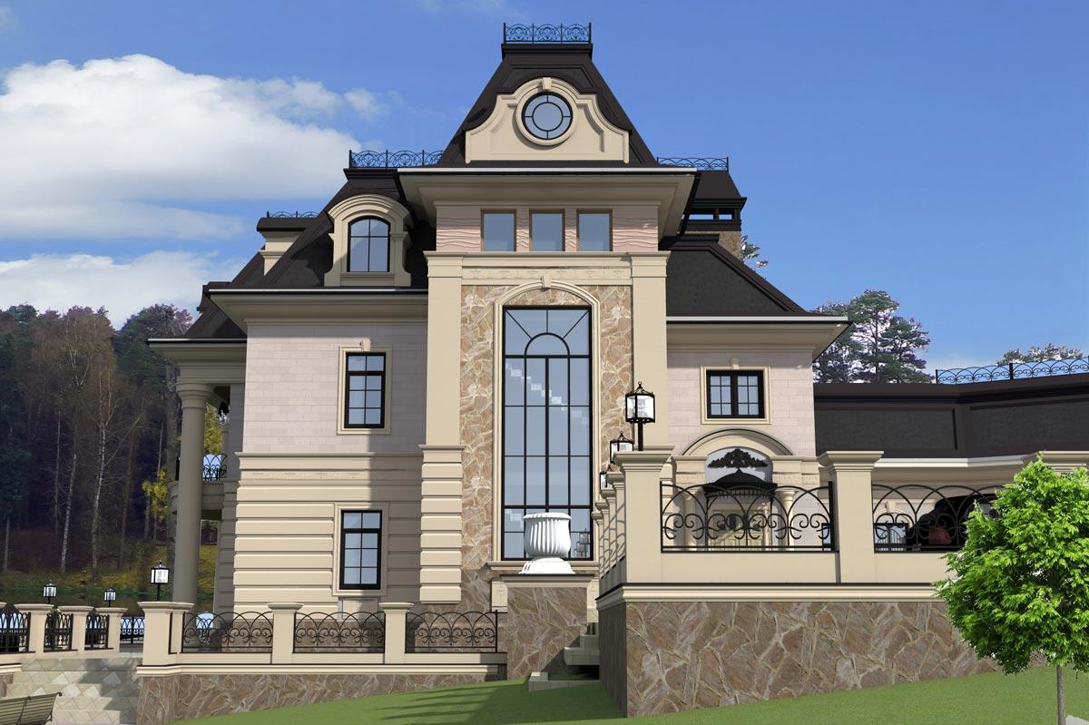 Фамильное имение г. Иваново (рис 3)