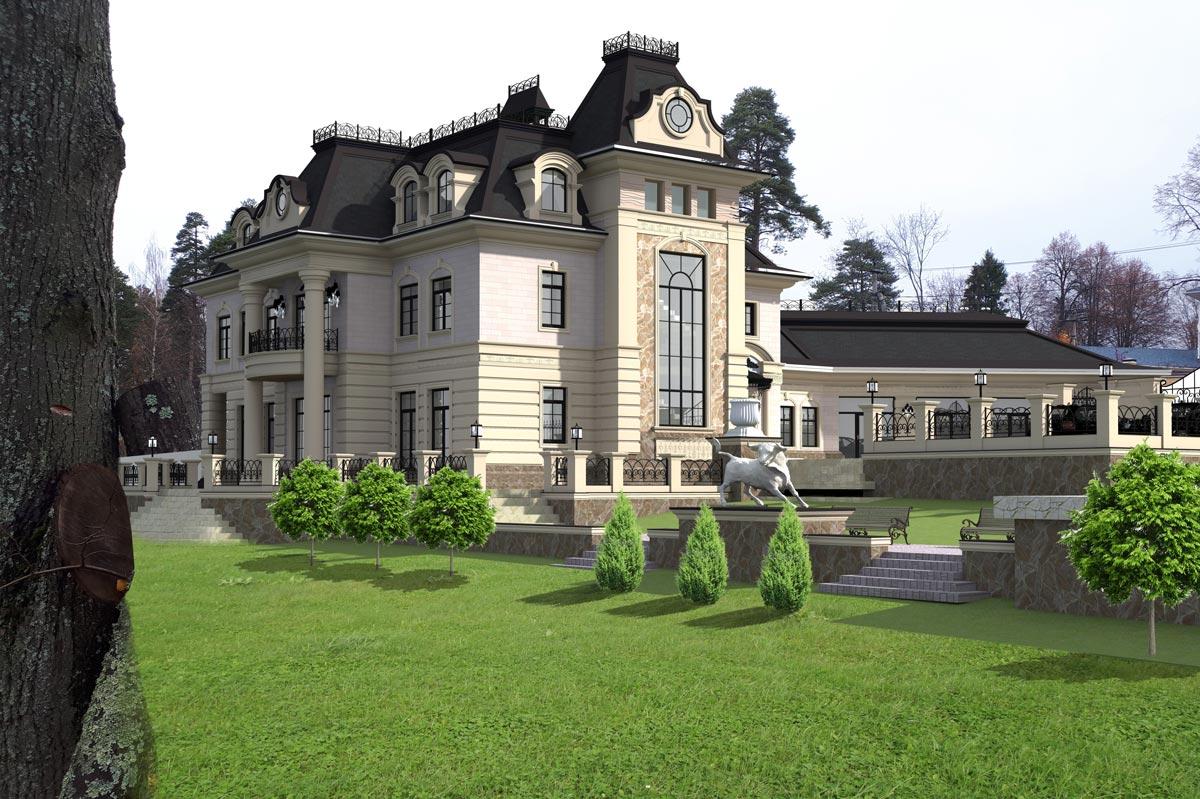 Фамильное имение г. Иваново