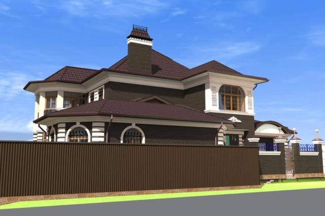 Индивидуальный жилой дом г. Кохма (рис 3)
