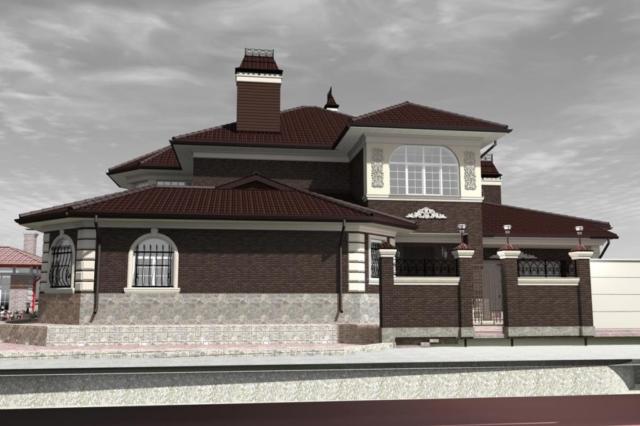 Индивидуальный жилой дом г. Кохма