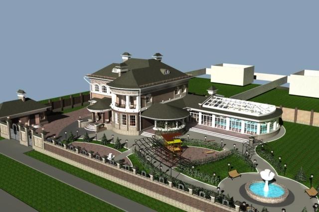 Индивидуальный жилой дом д. Афанасово (рис 4)