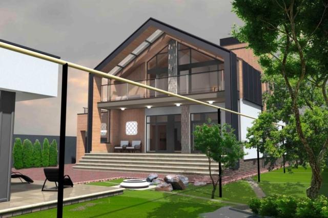 Индивидуальный жилой дом г. Иваново (рис 3)