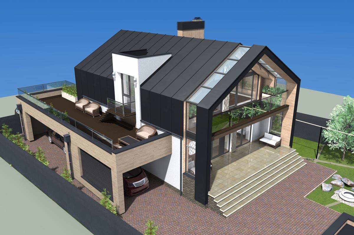 Индивидуальный жилой дом г. Иваново (рис 6)