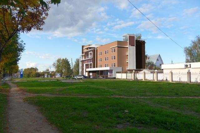 Административное здание г. Иваново Рис 1