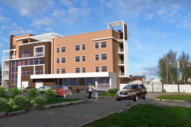 Административное здание г. Иваново Рис 3