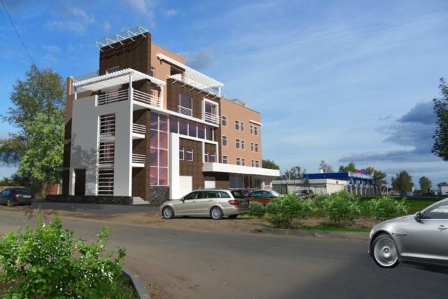 Административное здание г. Иваново Рис 6