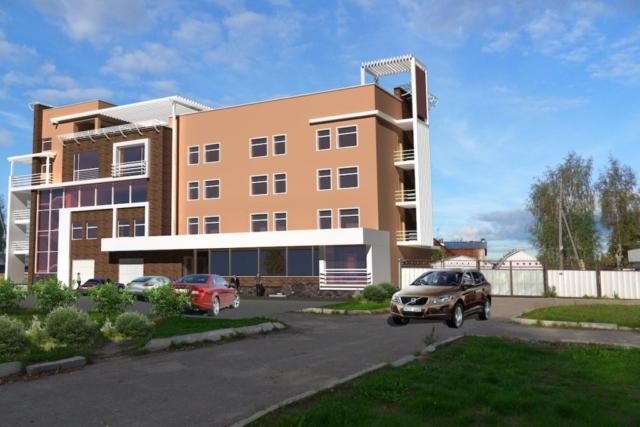Административное здание г. Иваново Рис 7