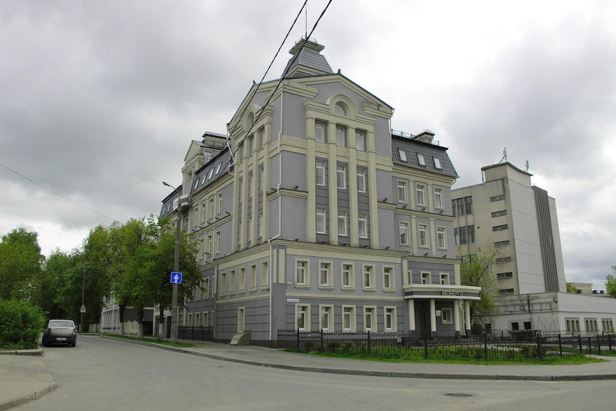Административное здание по ул. Крутицкая г. Иваново Рис 1