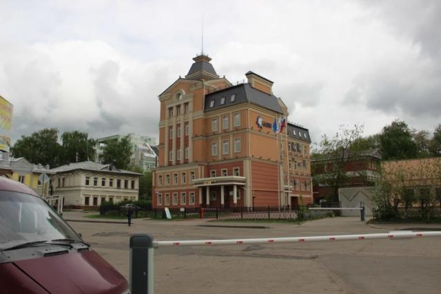 Административное здание по ул. Крутицкая г. Иваново Рис 2