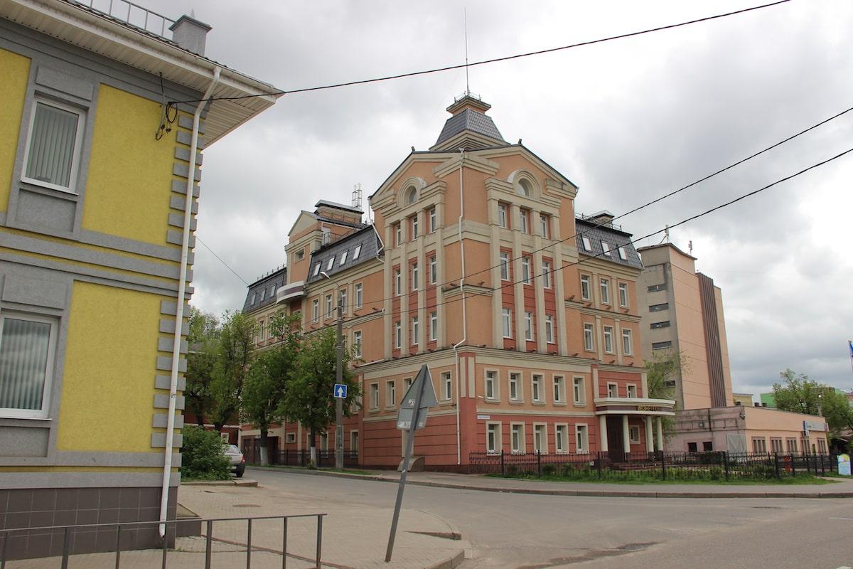 Административное здание по ул. Крутицкая г. Иваново Рис 3