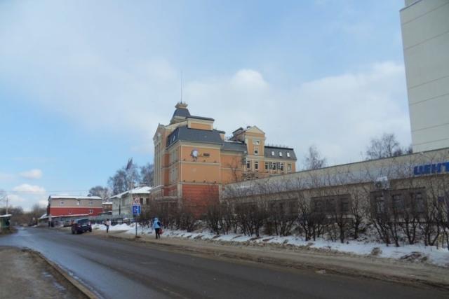 Административное здание по ул. Крутицкая г. Иваново Рис 4