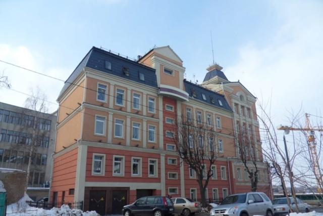 Административное здание по ул. Крутицкая г. Иваново Рис 5