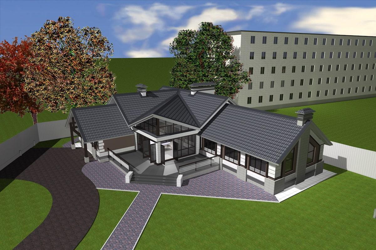 Гостевой дом г. Вичуга Рис 2