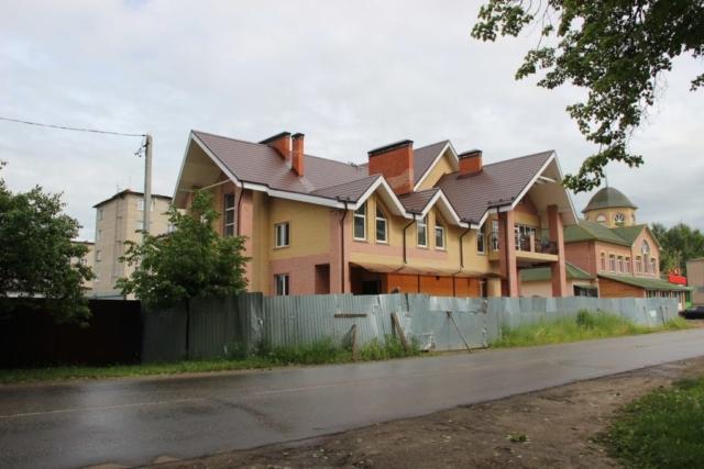 Гостиница г. Приволжск Рис 5