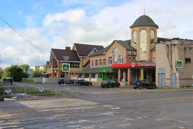 Гостиница г. Приволжск Рис 6