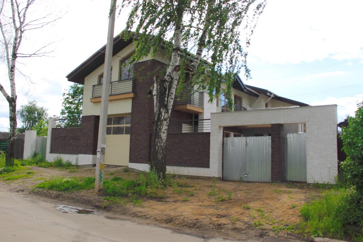 Индивидуальный жилой дом г. Иваново Рис 4
