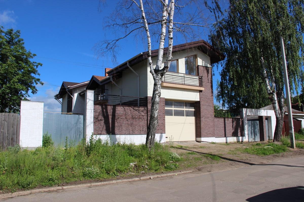 Индивидуальный жилой дом г. Иваново Рис 5