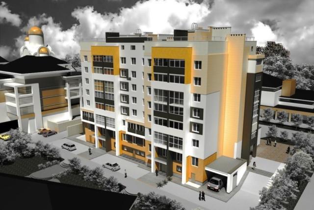 Многоквартирный жилой дом г. Кохма Рис 1