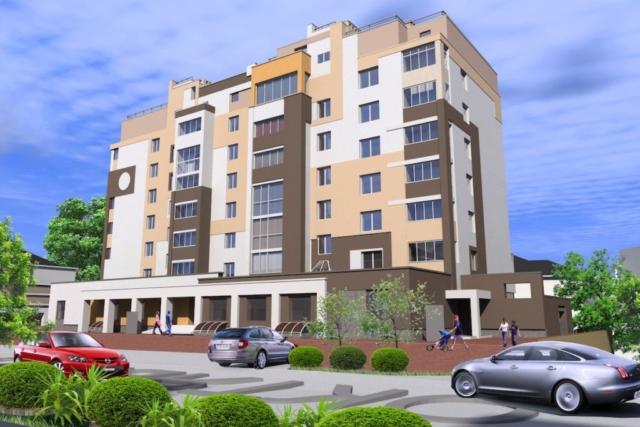Многоквартирный жилой дом г. Кохма Рис 8