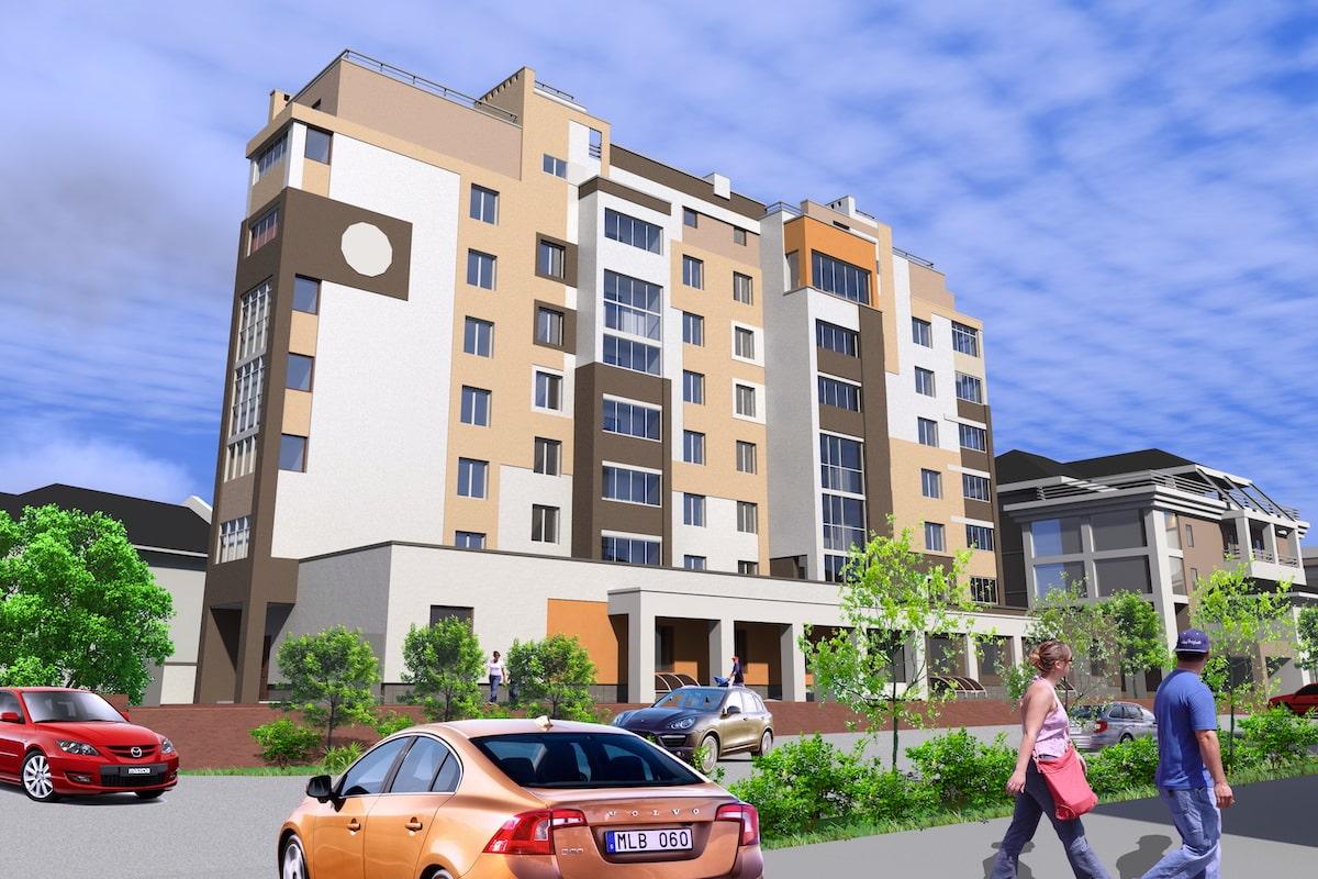 Многоквартирный жилой дом г. Кохма Рис 7