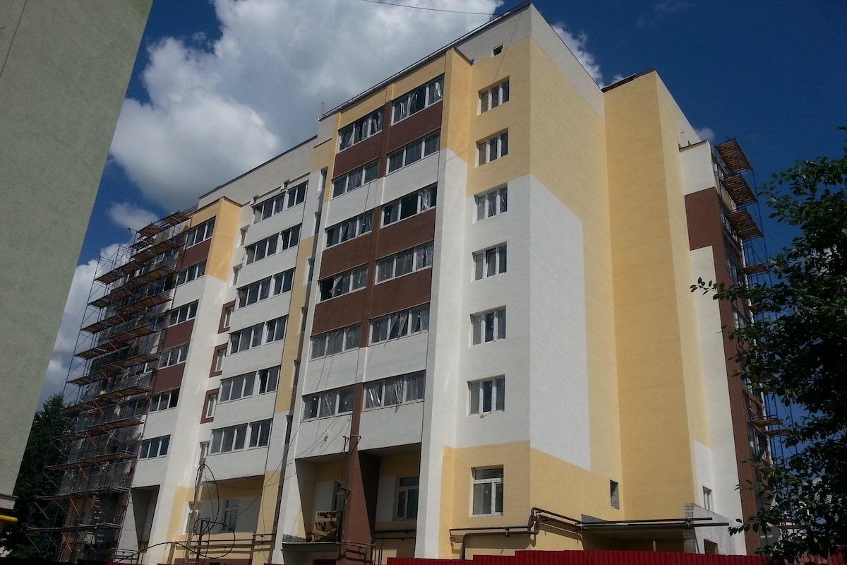 Многоквартирный жилой дом г. Кохма Рис 4