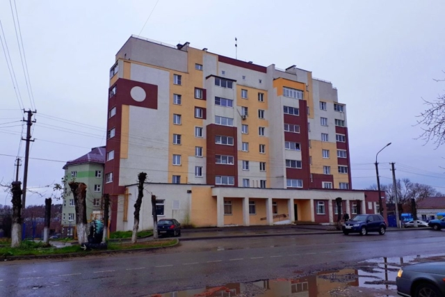 Многоквартирный жилой дом г. Кохма Рис 3
