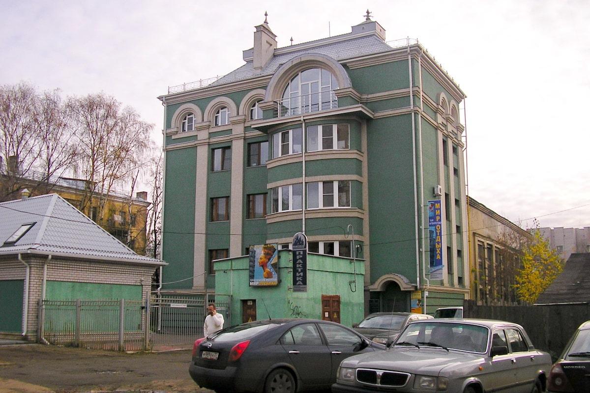 Многоквартирный жилой дом Рис 1