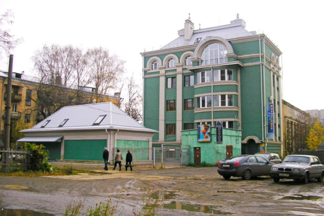 Многоквартирный жилой дом Рис 2