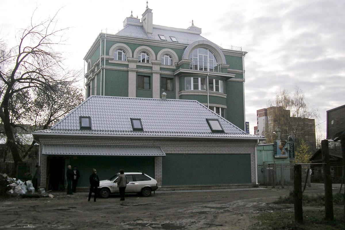 Многоквартирный жилой дом Рис 4