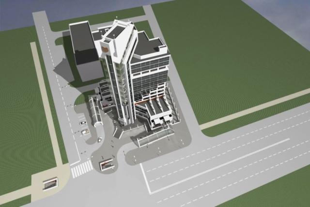 Офисное здание г Иваново Рис 3