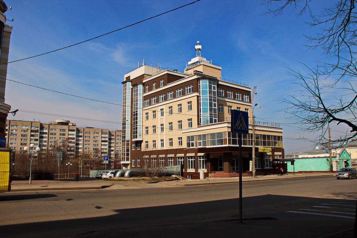 Офисное здание ул. Почтовая Рис 3