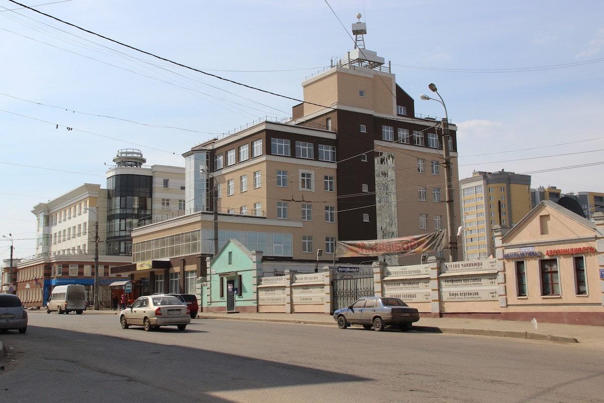 Офисное здание ул. Почтовая Рис 5