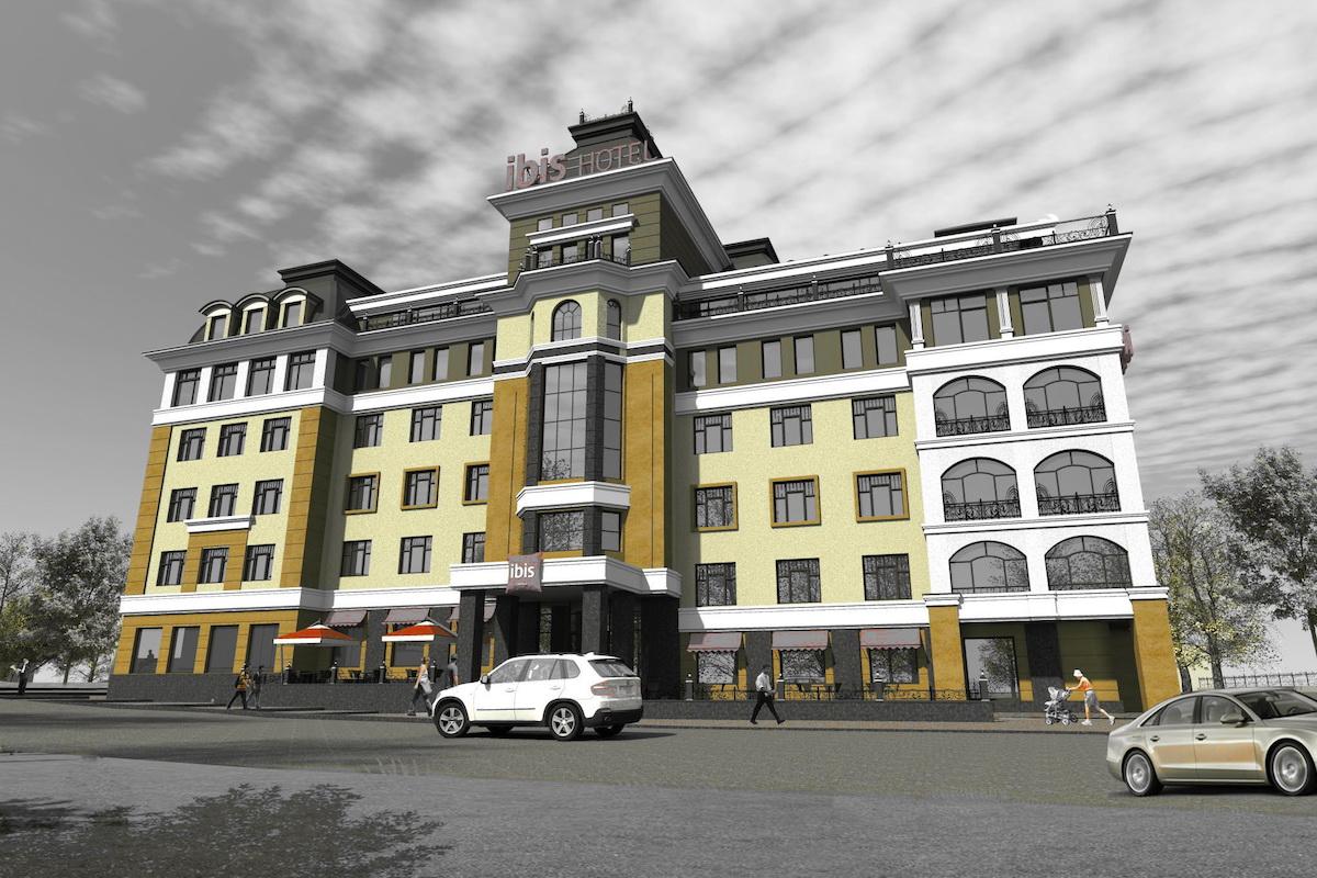 Отель ibis в г. Муром Рис 1