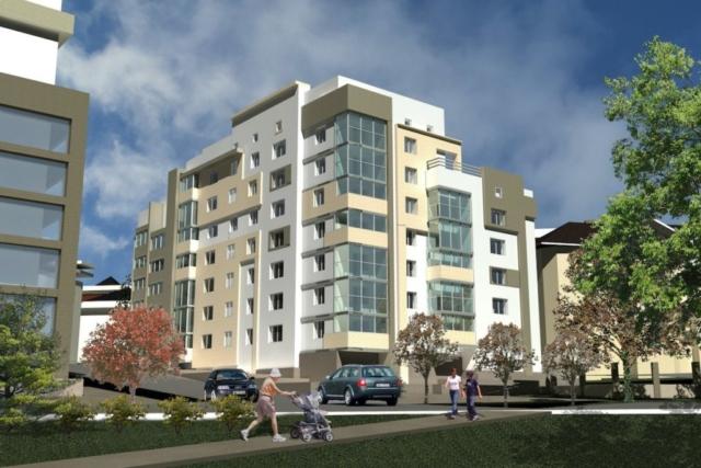 Проект планировки территории жилой застройки Рис 7