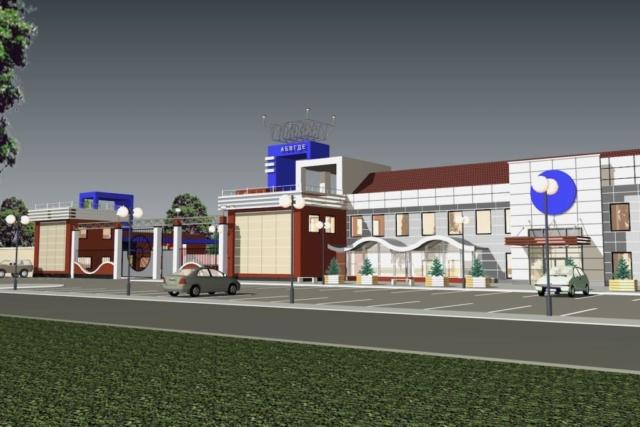 Реконструкция АТП под сельскохозяйственный рынок Рис 5