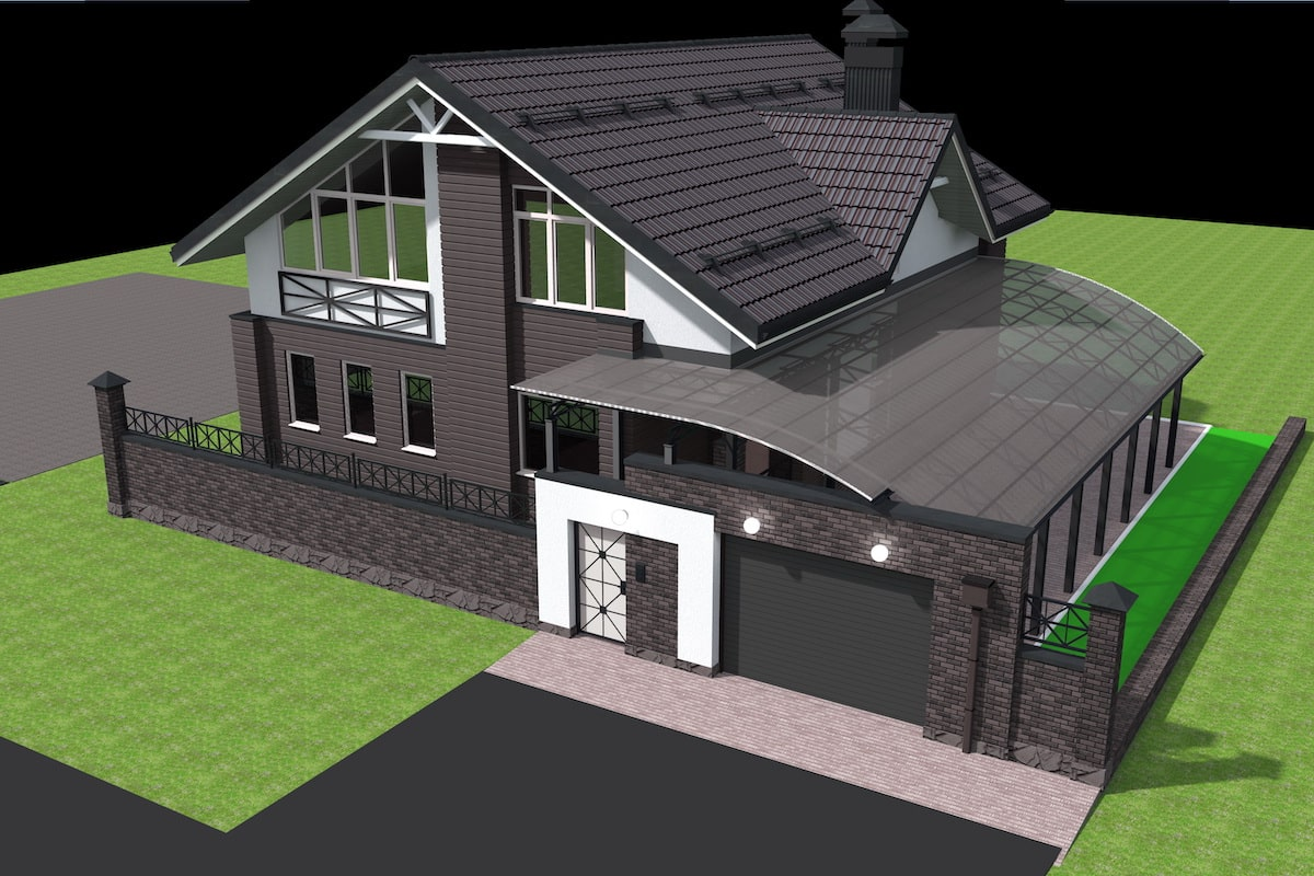 Реконструкция жилого дома с надстройкой второго этажа в г.Иваново Рис 1