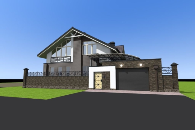 Реконструкция жилого дома с надстройкой второго этажа в г.Иваново Рис 2