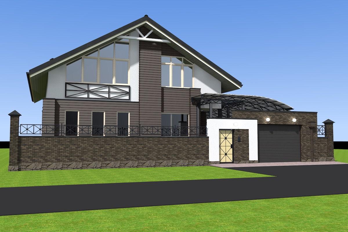 Реконструкция жилого дома с надстройкой второго этажа в г.Иваново Рис 3