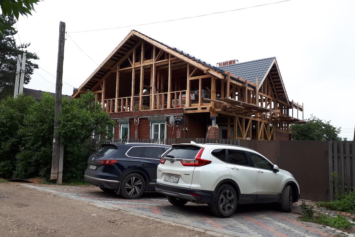 Реконструкция жилого дома с надстройкой второго этажа в г.Иваново Рис 8
