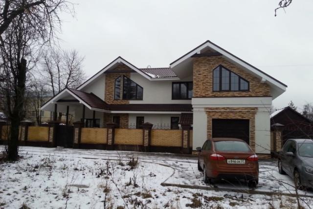 Реконструкция жилого дома с надстройкой второго этажа в г.Комсомольске Рис 8