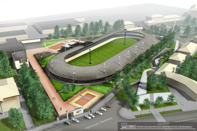 Стадион Спартак Рис 6