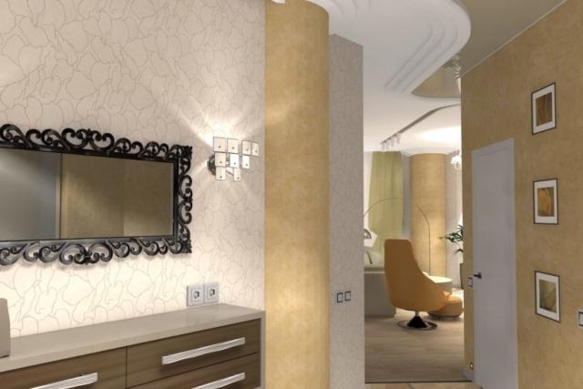 Дизайн квартиры, прихожая, Рис 4