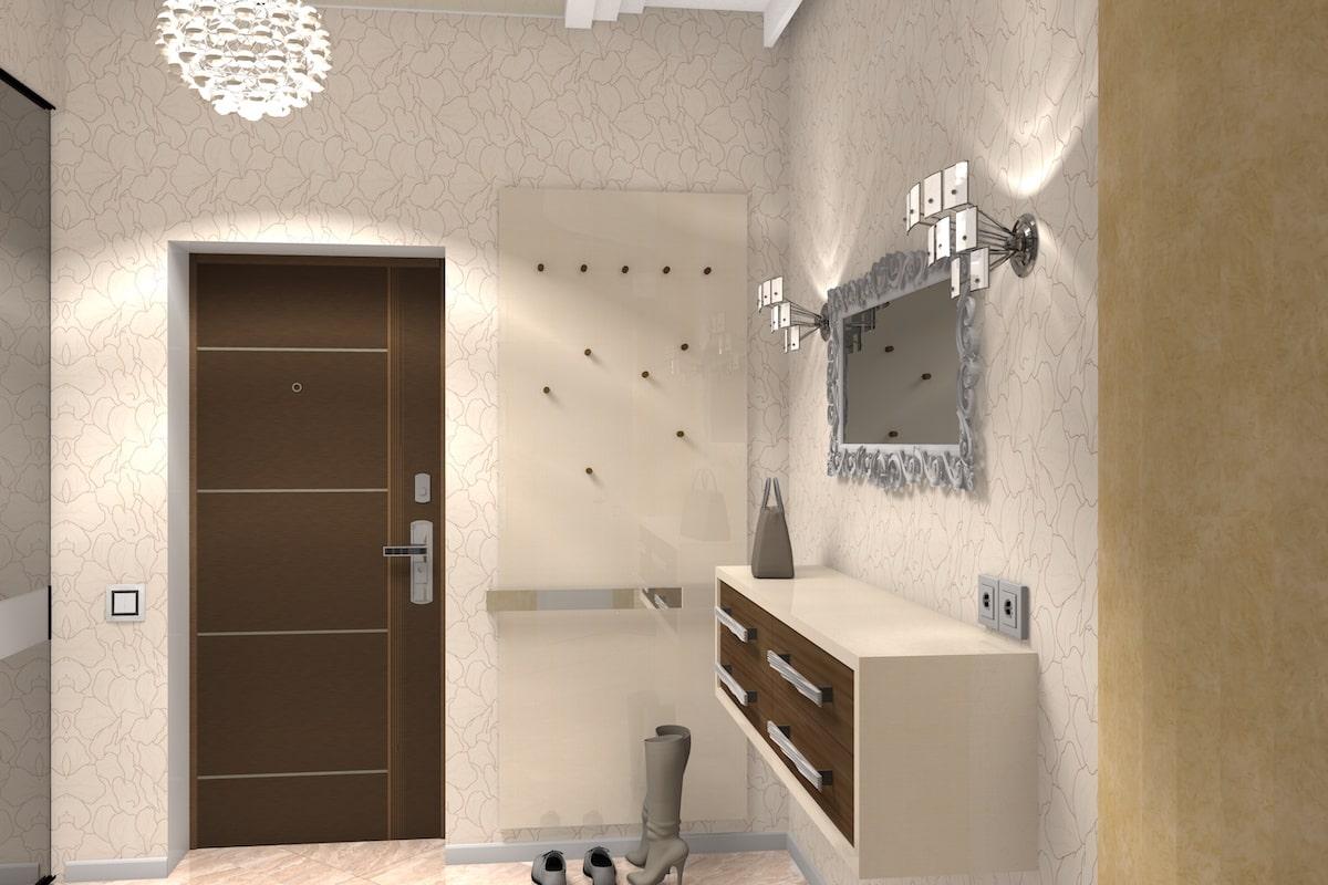 Дизайн квартиры, прихожая, Рис 5