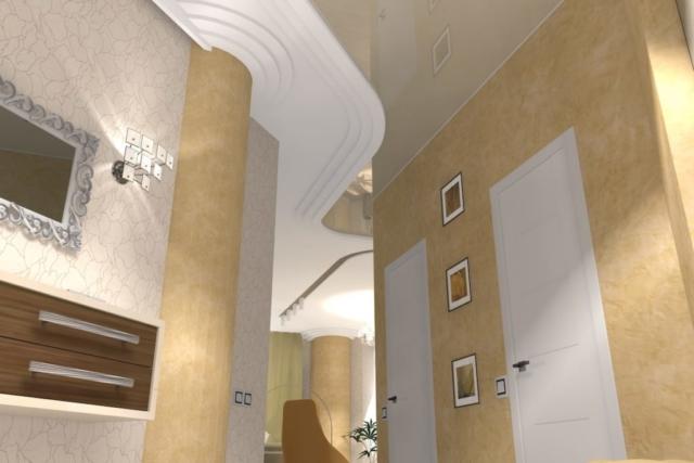 Дизайн квартиры, прихожая, Рис 6