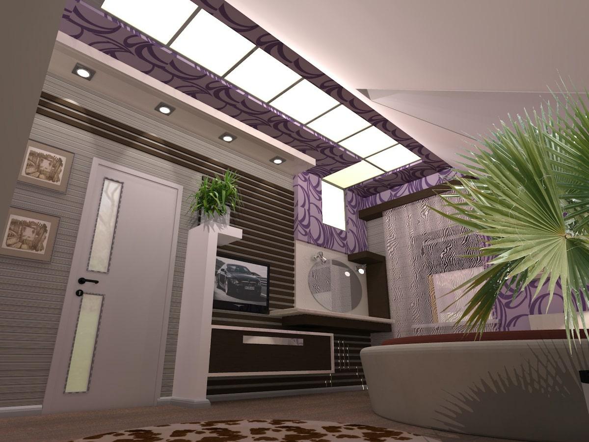 Индивидуальный жилой дом г. Иваново, 2 этаж, 1 спальня, Рис 2
